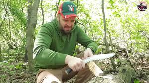 Непальский <b>Кукри</b> в работе - живой тест в российском лесу ...