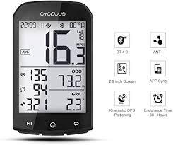 CYCPLUS GPS Bike Computer Waterproof Bicycle ... - Amazon.com