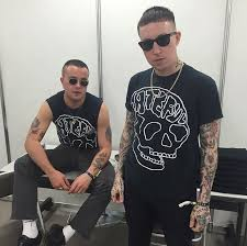 Isaac Holman and Laurie Vincent | Mens tops, Mens tshirts, Fashion