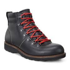 <b>Высокие ботинки Ecco</b> – купить в интернет-магазине | Snik.co