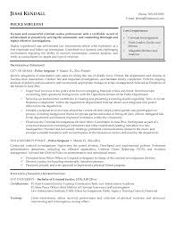 police resume samples resume format  resume templates military police officer 17