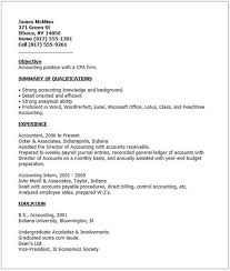 cv resume example for profile   education and skills  cv resume        example of a job resume for objective with summary of qualifications and experience  cv