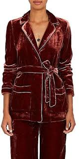 Barneys <b>New York WOMEN'S</b> VELVET ROBE <b>JACKET</b> | <b>Одежда</b> ...