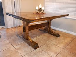 Dining Room Tables Plans Amazing Farmhouse Dining Room Table Plans Chateautourduroccom