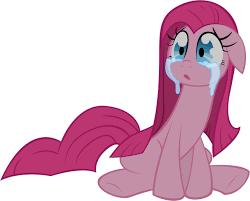 Image result for پونی در حال گریه