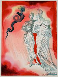 salvador dal atilde shy dante s divine comedy art rochester city click to enlarge photo provided fraud one of 100 woodcut prints in salvador dali