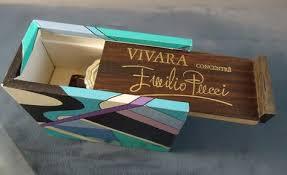 1960s <b>Emilio Pucci</b> Vivara Perfume in Original Box Full Bottle | eBay