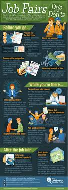 17 best images about career fair career resume the job fair job expo do s and don ts if you plan to head