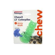 <b>Petstages Mini</b> Chewit Lil' Caterpillar <b>Orka</b> / <b>Игрушка</b> Петстейджес ...