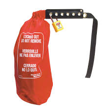 MASTER LOCK LOCKOUT <b>CINCH SACK</b> 7X17 - Locking Confined ...