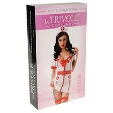 <b>Le</b> Frivole Беленький <b>костюм</b> старшей медсестры LXL, 02196L/XL