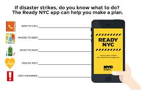 Ready New York - Guides & App - NYCEM