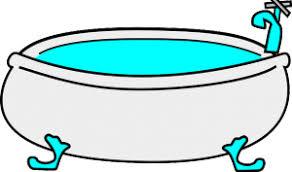 Resultado de imagen de bañera agua y sal