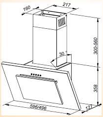 Купить Кухонная <b>вытяжка MAAN Vertical</b> G 50 белый по цене 8 ...