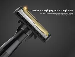 <b>Youpin Men Razor shaver</b> manual German importing Shaving head ...
