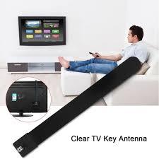 Clear TV Key Antenna <b>1080p HD Digital TV</b> Signal Antenna 100+ ...