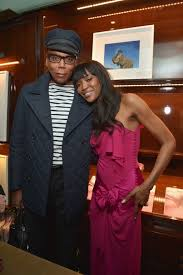 naomi campbell talks about rupaul time celebrity share this link