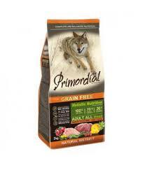 <b>Primordial</b> Adult Dog Holistic Deer & Turkey <b>Grain</b> Free - рейтинг ...