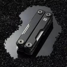 <b>HuoHou Mini Multi-Function Folding</b> Knife Stainless Steel Knife EDC ...