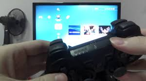 How to Sync your <b>PS3 Controller</b> for First Use on your <b>PS3</b> - YouTube
