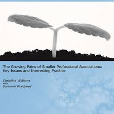 parn publications growing pains of smaller professional associations the growing pains of smaller professional associations 2007