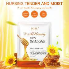 2pcs <b>Honey</b> Invisible Mask Perfect Health Moisturizing And Oil ...