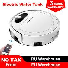 <b>Liectroux 11S Vacuum Cleaning Robot</b>, WiFi App,Gyroscope & 2D ...