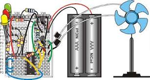 requirement of circuit of rechargeable   energy experimentsrechargeable fan circuit diagram