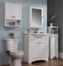 corner linen cabinet combined