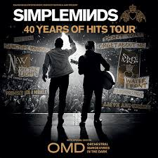 Simple Minds with <b>Orchestral Manoeuvres In</b> The Dark 2021 ...