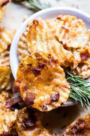 Cheesy Bacon Holiday <b>Crack</b>. - Half Baked Harvest