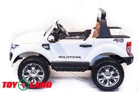 <b>Электромобиль Ford Ranger</b> 2017 NEW 4X4, белого цвета от ...