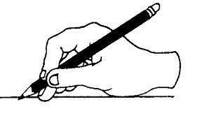 Αποτέλεσμα εικόνας για Εργοθεραπεία και γραφή λαβες