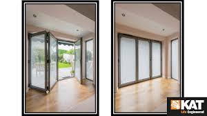 patio doors with blinds between the glass: integrated blinds in bifolding doors blinds in glass integrated blinds in bifolding doors
