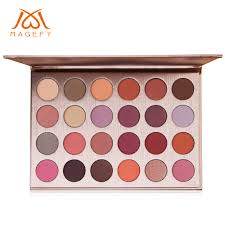 2019 24 Color Matte Eyeshadow Palette Nude Minerals ...
