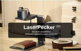 <b>LaserPecker Pro</b> Review - Deluxe Smart Laser Engraver at $429.99