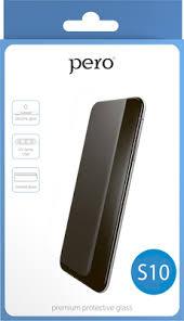 <b>Защитное стекло Pero</b> Uv-glass для Samsung Galaxy S10 ...