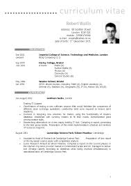 Free Templates Choose From 100s Of Examples Cv Format Pdf Letter Template