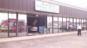 vehicle slams into columbus daycare no children injured wbns vehicle slams into columbus daycare no children injured