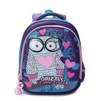 «<b>Рюкзак Grizzly</b> RA-973-2 Принцесса <b>фиолетовый</b>-розовый ...