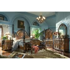 bedroom set main: aico michael amini oppulente pc king size bedroom set in category
