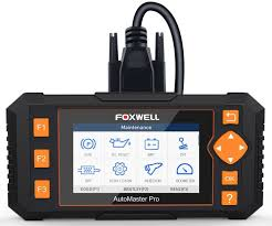 <b>Foxwell NT634 OBD</b> OBD2 Scanner Engine ABS SRS Transmission ...