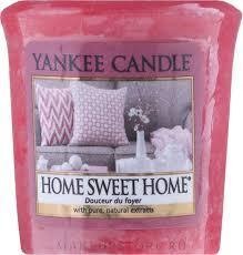Yankee Candle Scented Votive <b>Home Sweet</b> Home ...