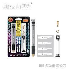 QIANLI 010 <b>multi function mobile phone</b> chip <b>repair</b> remover glue ...