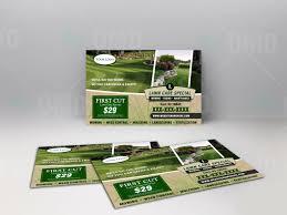 lawn care marketing postcard 1 the lawn market lawn care
