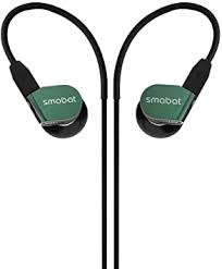 Smabat ST-10 Ear Hook <b>Earbud</b>, <b>HiFi Metal Earphone</b>. H <b>HIFIHEAR</b> ...