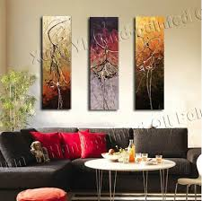 <b>100</b>% <b>Handpainted</b> Modern Oil Painting Canvas <b>Abstract</b> Ballet ...