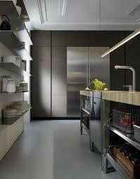 kitchen island integrated handles arthena varenna: poliform varenna trail kitchen by carlo colombo and cramps varenna