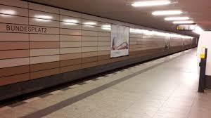 Bundesplatz metro station