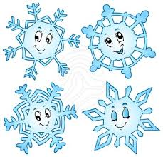 Image result for Clip art snowflakes